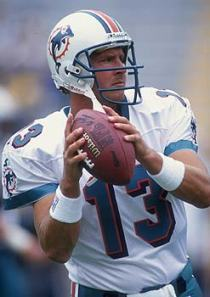 Dan Marino will be throwing out the first pitch on Marlins Opening Day.