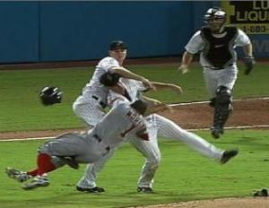 Marlins-Nationals memorable melee
